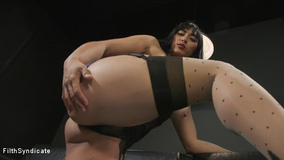 Photo number 11 from Kinky JOI: Mia Little's Slave Auditions shot for Filth Syndicate on Kink.com. Featuring Mia Little in hardcore BDSM & Fetish porn.