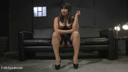 Photo number 3 from Kinky JOI: Mia Little's Slave Auditions shot for Filth Syndicate on Kink.com. Featuring Mia Little in hardcore BDSM & Fetish porn.