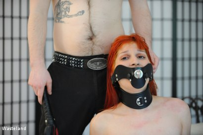 Photo number 1 from Anal Invasion - Debbi takes it Deep! shot for Wasteland on Kink.com. Featuring Debbi and Jonny in hardcore BDSM & Fetish porn.