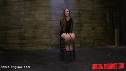 Photo number 2 from Newcomer Charlie Stevens Endures Rough BDSM Sex & Rope Bondage shot for Sexual Disgrace on Kink.com. Featuring Charlie Stevens and James Kickstand in hardcore BDSM & Fetish porn.
