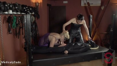 Two Hot Submissives