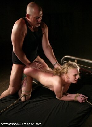 Photo number 10 from Sarah Jane Ceylon shot for Sex And Submission on Kink.com. Featuring Mark Davis and Sarah Jane Ceylon in hardcore BDSM & Fetish porn.