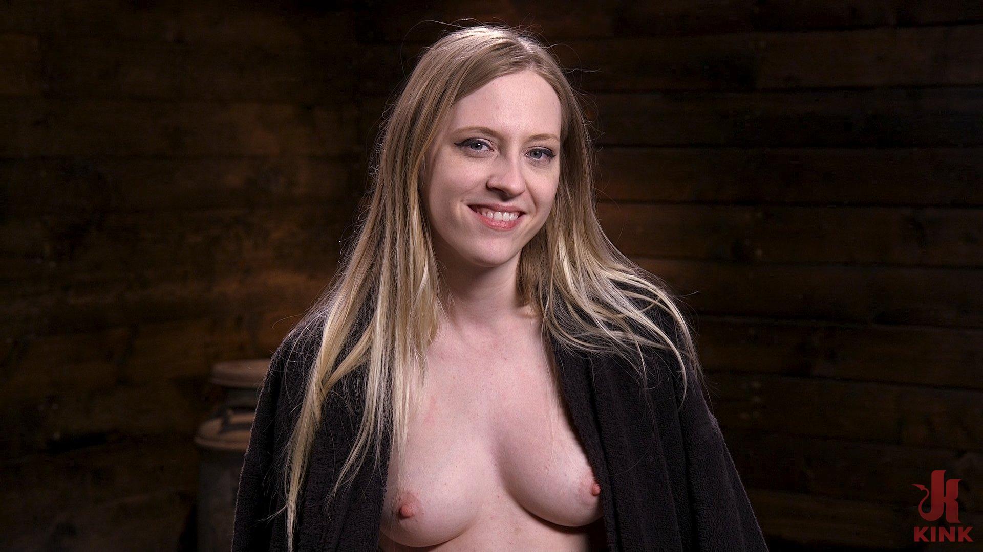Photo number 14 from Sassy Pain Slut Gets Tormented in Bondage shot for Hogtied on Kink.com. Featuring Violet October in hardcore BDSM & Fetish porn.