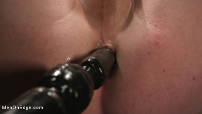 Photo number 10 from Inside, Sideways, Upside Down: Nick Fitt Gets Edged Every Which Way shot for Men On Edge on Kink.com. Featuring Nick Fitt in hardcore BDSM & Fetish porn.