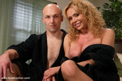 Photo number 15 from Troy and Gia Darling shot for TS Seduction on Kink.com. Featuring Gia Darling and Troy in hardcore BDSM & Fetish porn.