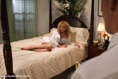 Photo number 2 from Troy and Gia Darling shot for TS Seduction on Kink.com. Featuring Gia Darling and Troy in hardcore BDSM & Fetish porn.