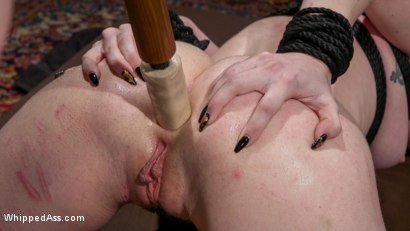 Photo number 26 from Lydia Black is Aiden Starr's Pain Piggy shot for Whipped Ass on Kink.com. Featuring Aiden Starr and Lydia Black in hardcore BDSM & Fetish porn.
