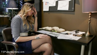 Photo number 3 from Noisy Nympho Neighbor shot for TS Pussy Hunters on Kink.com. Featuring Casey Kisses and Charlotte Sartre in hardcore BDSM & Fetish porn.