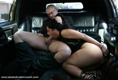 Photo number 5 from The Runaway Pt.1 shot for Sex And Submission on Kink.com. Featuring Mark Davis and Luscious Lopez in hardcore BDSM & Fetish porn.