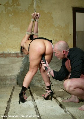 Photo number 9 from The Runaway Pt.1 shot for Sex And Submission on Kink.com. Featuring Mark Davis and Luscious Lopez in hardcore BDSM & Fetish porn.