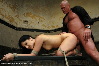 Photo number 12 from The Runaway Pt.1 shot for Sex And Submission on Kink.com. Featuring Mark Davis and Luscious Lopez in hardcore BDSM & Fetish porn.