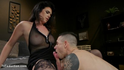 Photo number 7 from Kendall Penny Punishes Task App Guy With Her Cock. shot for TS Seduction on Kink.com. Featuring Corbin Dallas and Kendall Penny in hardcore BDSM & Fetish porn.