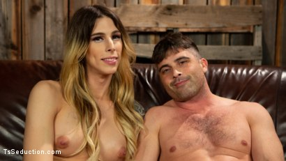 Photo number 11 from Slumlord's Comeuppance: Casey Kisses takes down creep shot for TS Seduction on Kink.com. Featuring Casey Kisses and Lance Hart in hardcore BDSM & Fetish porn.