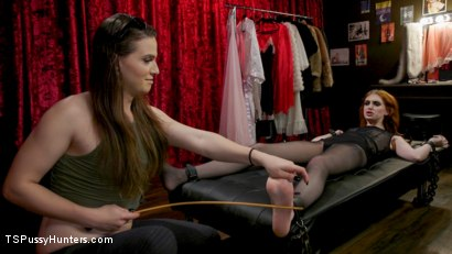 Photo number 1 from Starlet Punishment: Maya Kendrick Learns a Hard Lesson from Jenna Creed shot for TS Pussy Hunters on Kink.com. Featuring Maya Kendrick and Jenna Creed in hardcore BDSM & Fetish porn.