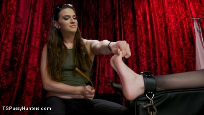 Photo number 9 from Starlet Punishment: Maya Kendrick Learns a Hard Lesson from Jenna Creed shot for TS Pussy Hunters on Kink.com. Featuring Maya Kendrick and Jenna Creed in hardcore BDSM & Fetish porn.