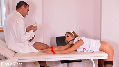 Gagged in the Clinic