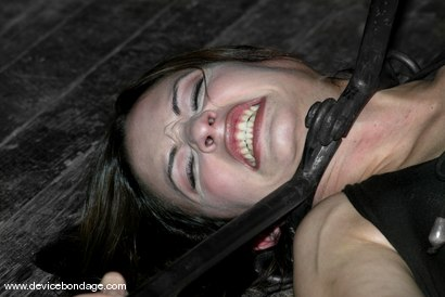 Photo number 2 from Amber Rayne Live Show, Part 1 shot for Device Bondage on Kink.com. Featuring Amber Rayne and Cherry Torn in hardcore BDSM & Fetish porn.