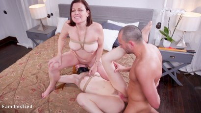 Photo number 36 from Little Lesbian Stalker Sis Trained as Sex Toy shot for  on Kink.com. Featuring Stirling Cooper , Maya Kendrick and Sovereign Syre in hardcore BDSM & Fetish porn.