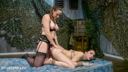 Photo number 15 from Operation Catfish: Chanel Preston Trains Jane Wilde For Secret Mission shot for Whipped Ass on Kink.com. Featuring Chanel Preston and Jane Wilde in hardcore BDSM & Fetish porn.