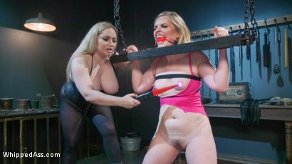 Photo number 10 from Cum Slut, Cum: Aiden Starr Demands Orgasms From Anal Lesbian Slave shot for Whipped Ass on Kink.com. Featuring Aiden Starr and Dresden in hardcore BDSM & Fetish porn.