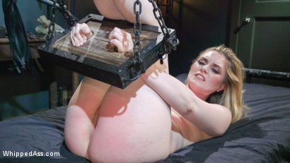 Photo number 16 from Cum Slut, Cum: Aiden Starr Demands Orgasms From Anal Lesbian Slave shot for Whipped Ass on Kink.com. Featuring Aiden Starr and Dresden in hardcore BDSM & Fetish porn.