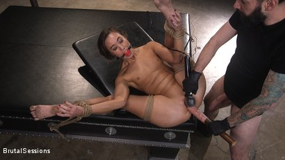 Photo number 21 from Self-Avowed Slut Christy Love Takes Relentless Brutal Anal shot for Brutal Sessions on Kink.com. Featuring Tommy Pistol and Christy Love in hardcore BDSM & Fetish porn.