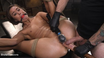 Photo number 22 from Self-Avowed Slut Christy Love Takes Relentless Brutal Anal shot for Brutal Sessions on Kink.com. Featuring Tommy Pistol and Christy Love in hardcore BDSM & Fetish porn.