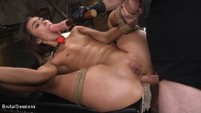 Photo number 24 from Self-Avowed Slut Christy Love Takes Relentless Brutal Anal shot for Brutal Sessions on Kink.com. Featuring Tommy Pistol and Christy Love in hardcore BDSM & Fetish porn.