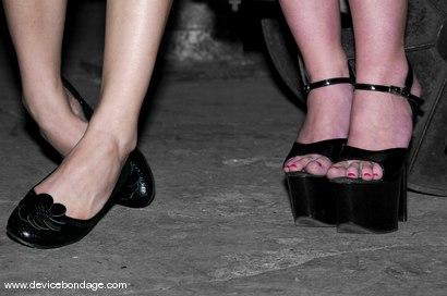 Photo number 13 from Bobbi Starr Live, Part 1 shot for Device Bondage on Kink.com. Featuring Bobbi Starr, Sarah Jane Ceylon and Kayden Faye in hardcore BDSM & Fetish porn.