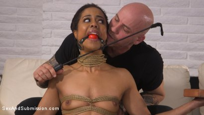 Photo number 15 from No Quit Approach: Kira Noir gets motivational fuckdown from life coach  shot for Sex And Submission on Kink.com. Featuring Derrick Pierce and Kira Noir in hardcore BDSM & Fetish porn.