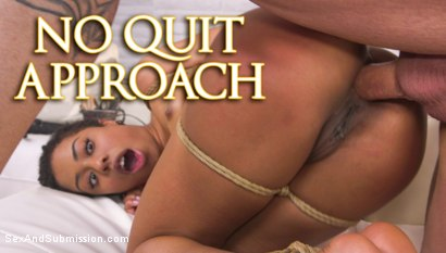 No Quit Approach: Kira Noir gets motivational fuckdown from life coach
