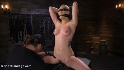 Photo number 11 from Lily LaBeau is Brutally Tormented in Grueling Bondage shot for Device Bondage on Kink.com. Featuring Lily LaBeau in hardcore BDSM & Fetish porn.