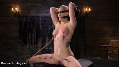 Photo number 10 from Lily LaBeau is Brutally Tormented in Grueling Bondage shot for Device Bondage on Kink.com. Featuring Lily LaBeau in hardcore BDSM & Fetish porn.