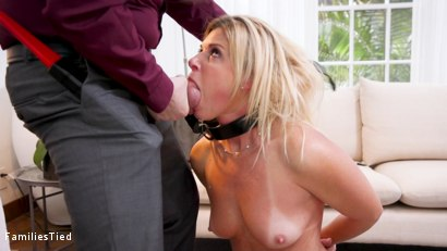 Photo number 4 from Agent India Summer's Ass is Destroyed by Son-In-Law shot for  on Kink.com. Featuring India Summer, Cadence Lux and Tommy Pistol in hardcore BDSM & Fetish porn.