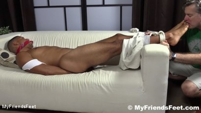 Photo number 21 from Mikey Tied Up & Worshiped shot for My Friends Feet on Kink.com. Featuring Mike Maverick in hardcore BDSM & Fetish porn.