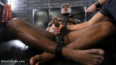 Photo number 5 from The Curious PA: Newbie Micah Martinez gets taught a lesson! shot for Men On Edge on Kink.com. Featuring Micah Martinez in hardcore BDSM & Fetish porn.