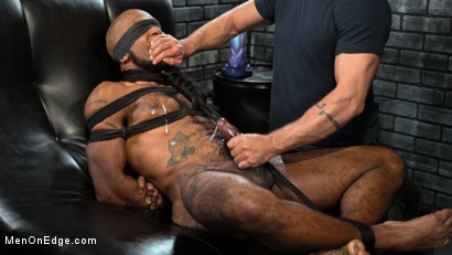 Photo number 8 from The Curious PA: Newbie Micah Martinez gets taught a lesson! shot for Men On Edge on Kink.com. Featuring Micah Martinez in hardcore BDSM & Fetish porn.