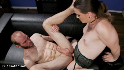 Photo number 12 from Jenna Creed and Jonah Marx: Get Fired or Get Fucked shot for TS Seduction on Kink.com. Featuring Jenna Creed and Jonah Marx in hardcore BDSM & Fetish porn.