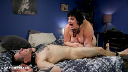 Photo number 11 from I Dream of Mimosa shot for Divine Bitches on Kink.com. Featuring Mimosa and Corbin Dallas in hardcore BDSM & Fetish porn.