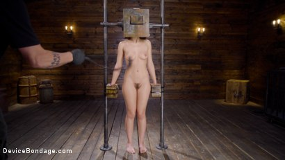 Photo number 11 from Innocence Lost: Kendra Spade shot for Device Bondage on Kink.com. Featuring Kendra Spade in hardcore BDSM & Fetish porn.