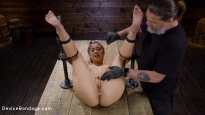 Photo number 20 from Innocence Lost: Kendra Spade shot for Device Bondage on Kink.com. Featuring Kendra Spade in hardcore BDSM & Fetish porn.