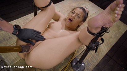 Photo number 25 from Innocence Lost: Kendra Spade shot for Device Bondage on Kink.com. Featuring Kendra Spade in hardcore BDSM & Fetish porn.