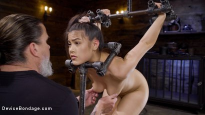 Photo number 5 from Innocence Lost: Kendra Spade shot for Device Bondage on Kink.com. Featuring Kendra Spade in hardcore BDSM & Fetish porn.