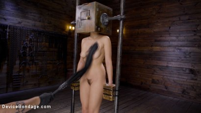 Photo number 8 from Innocence Lost: Kendra Spade shot for Device Bondage on Kink.com. Featuring Kendra Spade in hardcore BDSM & Fetish porn.