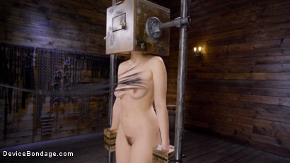 Photo number 9 from Innocence Lost: Kendra Spade shot for Device Bondage on Kink.com. Featuring Kendra Spade in hardcore BDSM & Fetish porn.
