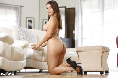 Photo number 5 from Valentina Nappi - A Hotwife Blindfolded #2 shot for Digital Sin on Kink.com. Featuring Valentina Nappi, Tommy Pistol and Mick Blue in hardcore BDSM & Fetish porn.