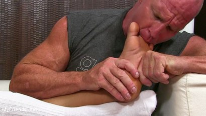 Photo number 14 from Bruno's Feet & Socks Worshiped shot for My Friends Feet on Kink.com. Featuring Bruno Bernal and Dev Michaels in hardcore BDSM & Fetish porn.
