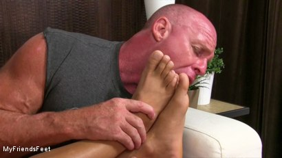 Photo number 19 from Bruno's Feet & Socks Worshiped shot for My Friends Feet on Kink.com. Featuring Bruno Bernal and Dev Michaels in hardcore BDSM & Fetish porn.