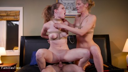 Photo number 25 from Corporate Anal Whore Sells Out Her Little Sister's Pussy shot for  on Kink.com. Featuring Mona Wales, Tommy Pistol and Ashley Lane in hardcore BDSM & Fetish porn.