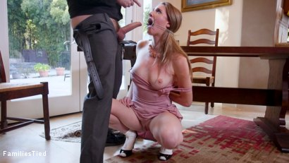 Photo number 6 from Corporate Anal Whore Sells Out Her Little Sister's Pussy shot for  on Kink.com. Featuring Mona Wales, Tommy Pistol and Ashley Lane in hardcore BDSM & Fetish porn.